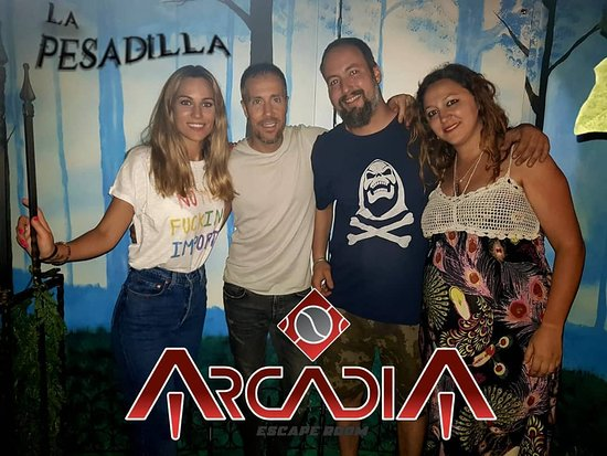 ‪Arcadia Escape Room‬