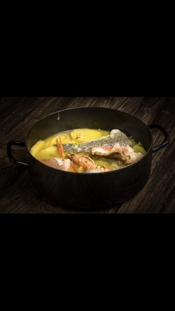 Gregada (local fish stew)