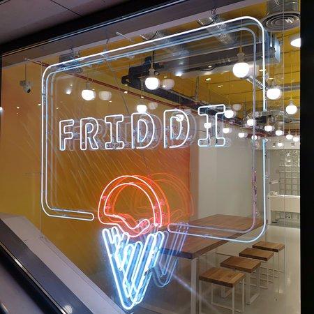 Friddi - Experience authentic gelato