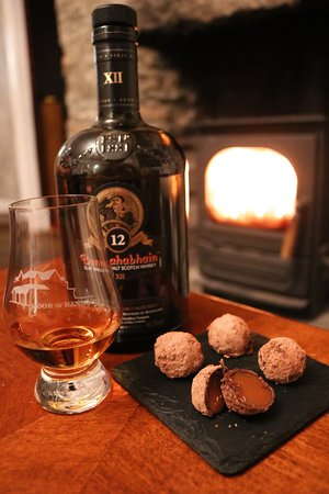 Salted Caramel Bon Bons & Malt Whisky