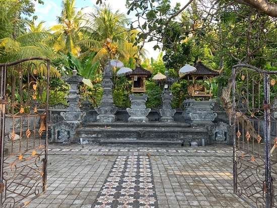 Tempel in der Umgebung vom Mandala Resort