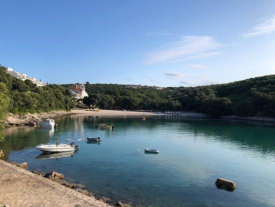 Duga Luka, Kroatia: Duga Uvala beach
