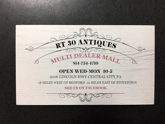 Rt 30 Antiques