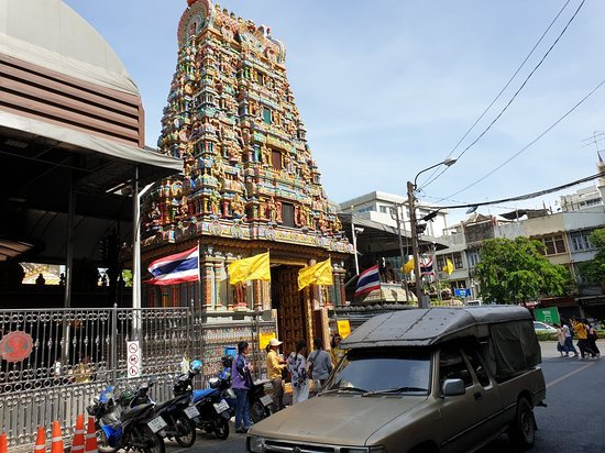 Sri Mariam Man Temple