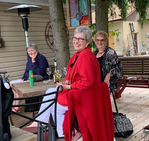 Open Mic Night Jun 2019 on the patio!