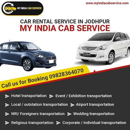 My India Cab Service (Jodhpur) - Book in Destination 2019 - All You