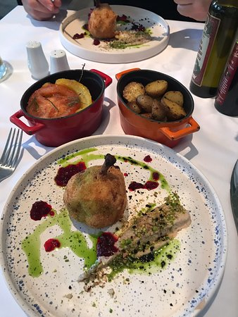 Fantastic meals
