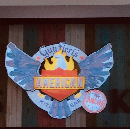 Guy Fieri's American Kitchen Bar Cancun Photo
