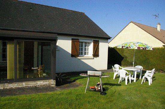 Le Molay-Littry, ฝรั่งเศส: Location gite de tourisme 2 étoiles