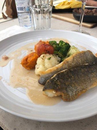 Restaurante Granada: Comida incrível