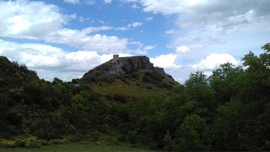 Ypati, Grécia: Μεσαιωνικό κάστρο Υπάτης (Οίτη)