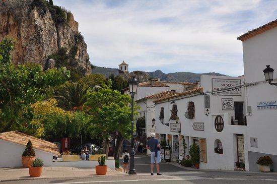 El Castell de Guadalest: Guadalest