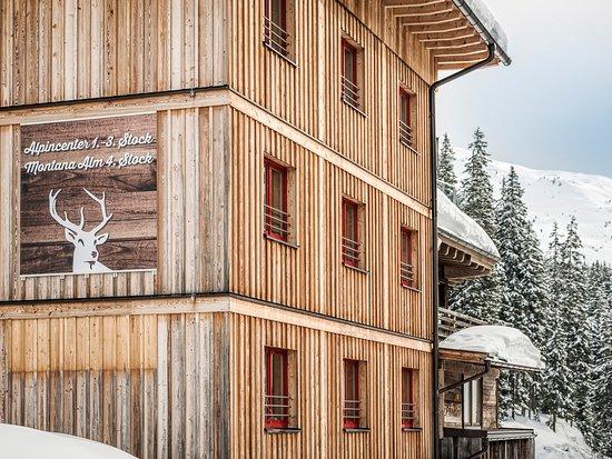 Hoechfugen, Austria: mega Gruppenhaus direkt an der Piste in Hochfügen