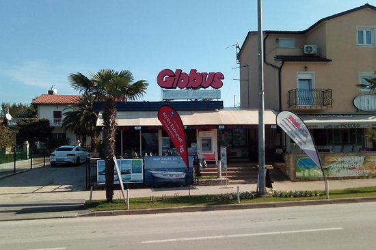 Globus Tourist Agency, Medulin, Croatia