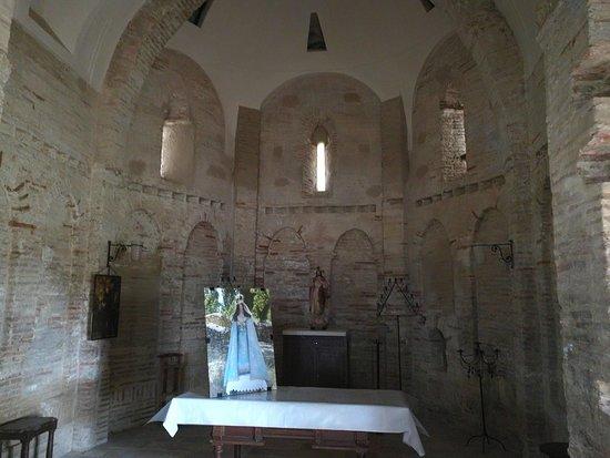 Ermita Virgen del Puente: Interior de la Ermita.