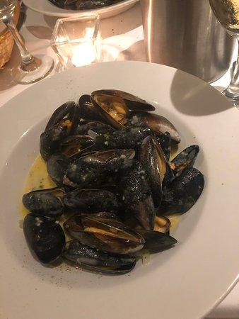 Lovely Italian restaurant