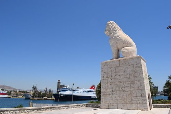 Piraeus Lion照片