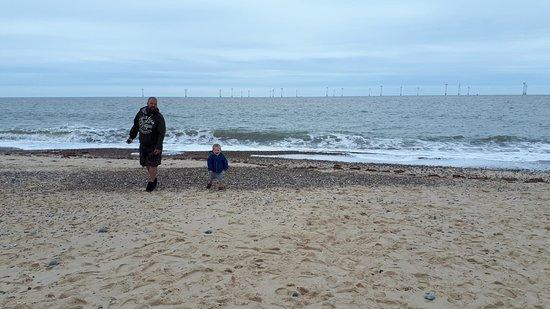 תמונה מCaister-on-Sea