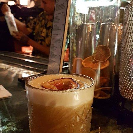 el Neo Tapas & Cocktails: Captain Jack Sparrow cocktail