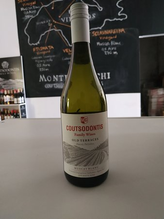 Coutsodontis Family Wines