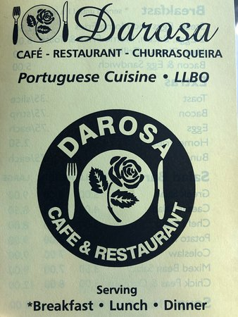 DaRosa Cafe and Restaurant