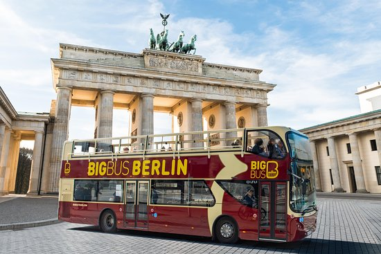 ‪Big Bus Tours Berlin Gmbh‬