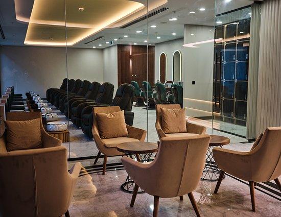 Ambassador Spa & Beauty Salon: Ambassador Spa at Istanbul Airport