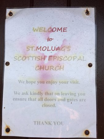 St Moluag's Episcopal Church info