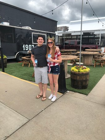 All the fun at Pearl Brewery Tours!