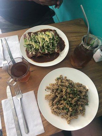Best vegan restaurant in Antigua!