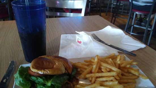 my lunch and it was good