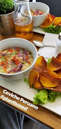 Best vegan food in Antigua