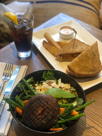 Tommy Bahama Restaurant Bar Store: Roasted Vegetable bowl