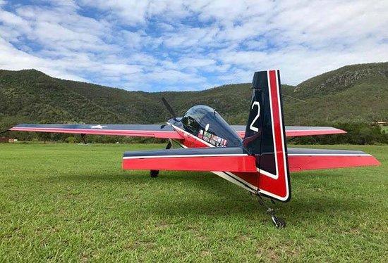 Sunshine Coast Flying School - Mt. Archer