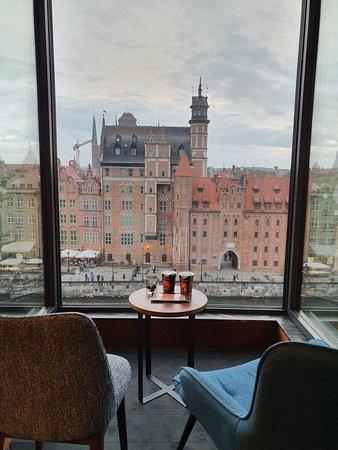 The best hotel in Gdansk