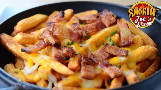 Bacon Cheesy Fries