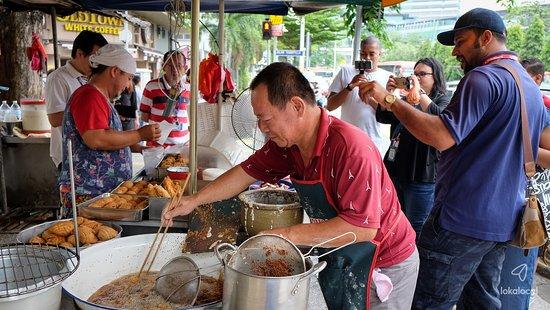 Kuala Lumpur Food Heritage Walk