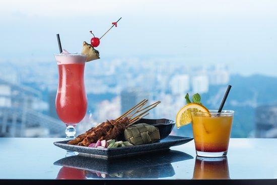 Cocktails and Bar Bites