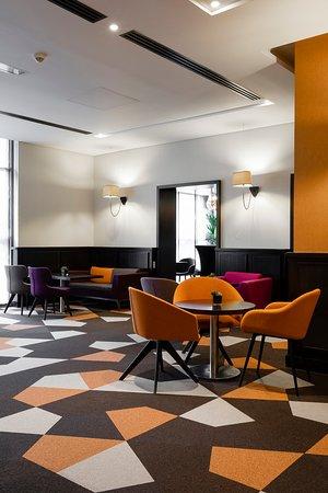 Cepia Restaurant Terrasse: Lounge