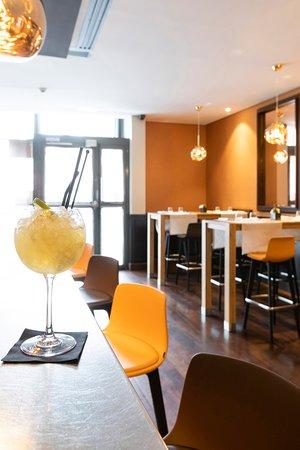Cepia Restaurant Terrasse: Bar
