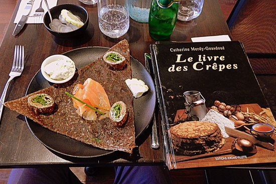 At The Bistro Breton Busselton The Chef S Mother Wrote The Book