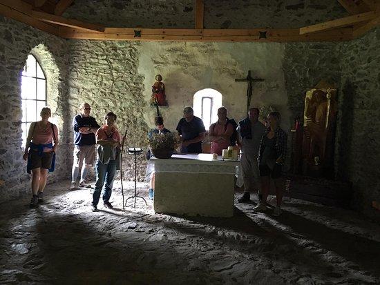 Chiesetta di San Pietro in Monte