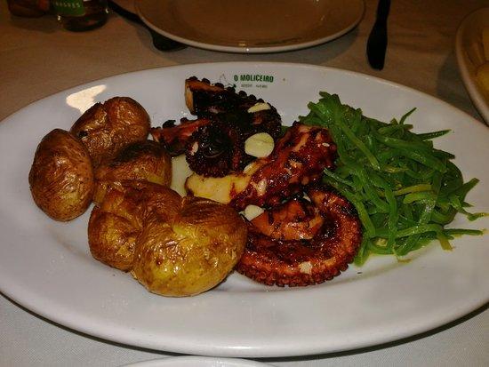 Restaurante O Moliceiro Foto