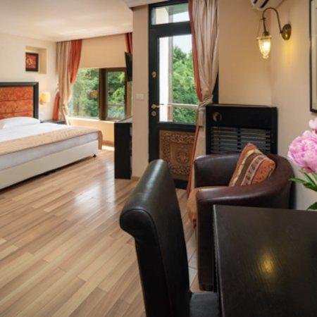 Le Boutique Hotel Moxa: Deluxe room