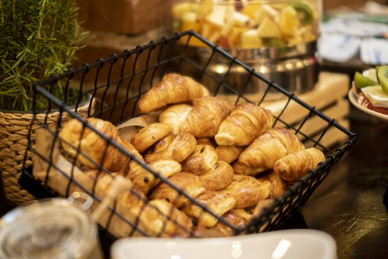 Le Boutique Hotel Moxa: Breakfast