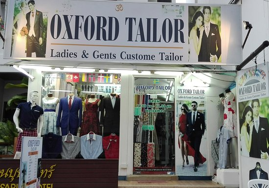 ‪Oxford Tailor‬