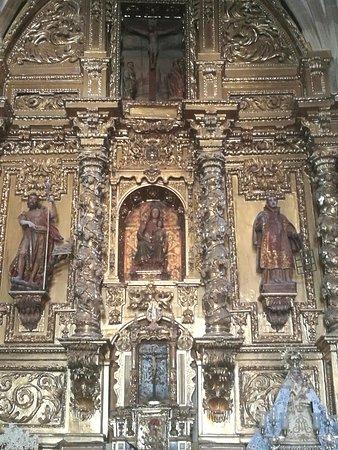 Belorado, Spagna: Interior de la Iglesia de Santa María.