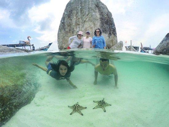 Visit Belitung Tour