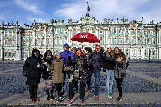 St Petersburg Free Tour by YourLocalGuide