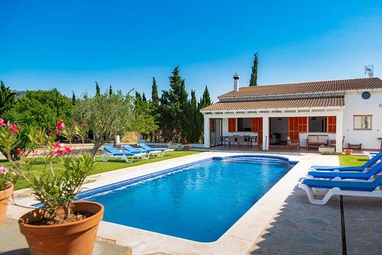 Sa Pobla, Spania: Swimmingpool